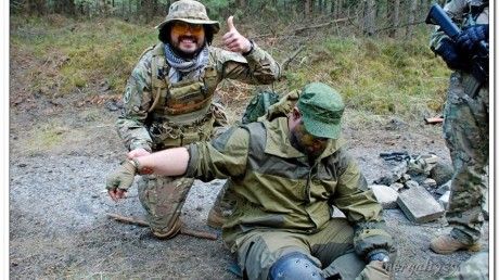 AirSoft come lo vivono in Europa.